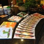 Let's Get Juiced! Booklets